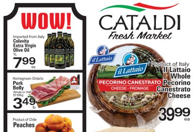 Cataldi Fresh Market Flyer January 13 to 19