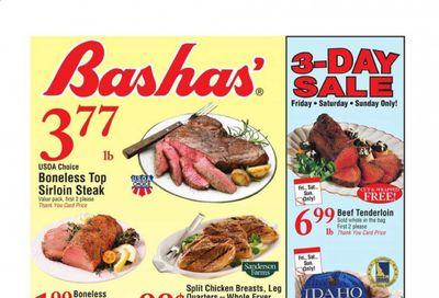 Bashas' (AZ) Weekly Ad Flyer January 13 to January 19