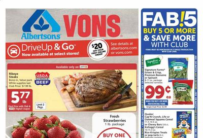Albertsons Weekly Ad Flyer January 13 to January 19