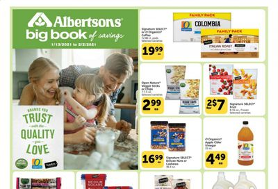 Albertsons Weekly Ad Flyer January 13 to February 2