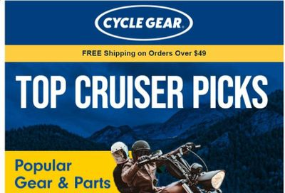 Cycle Gear Weekly Ad Flyer January 13 to January 20