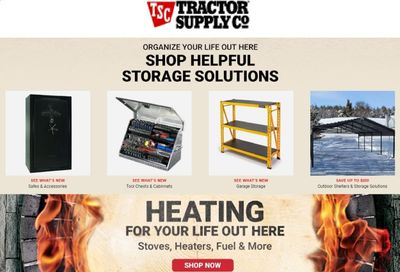 Tractor Supply Co. Weekly Ad Flyer January 12 to January 18