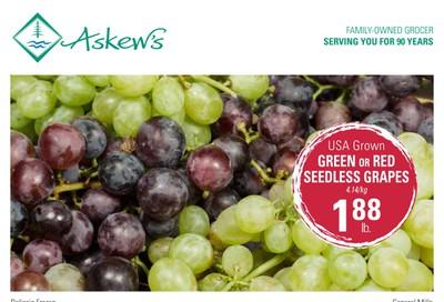 Askews Foods Flyer September 29 to October 5