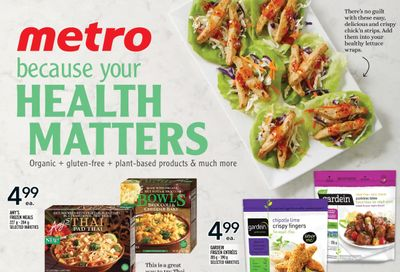 Metro (ON) Health Matters Flyer January 14 to 27