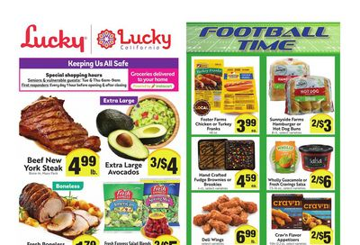Lucky Weekly Ad Flyer January 13 to January 19, 2021