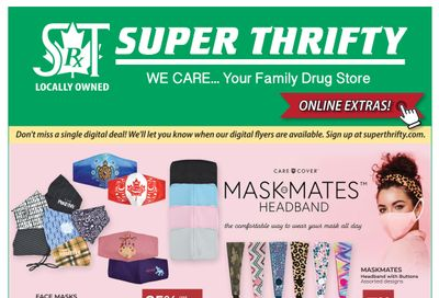 Super Thrifty Flyer January 13 to 23