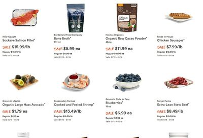 Whole Foods Market (West) Flyer January 13 to 19
