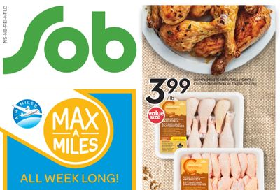 Sobeys (NS) Flyer January 14 to 20