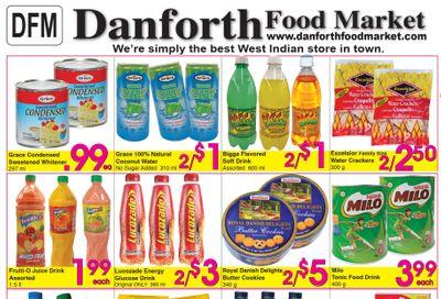 Danforth Food Market Flyer January 14 to 20