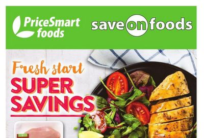 PriceSmart Foods Flyer January 14 to 20