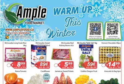 Ample Food Market Flyer January 15 to 21