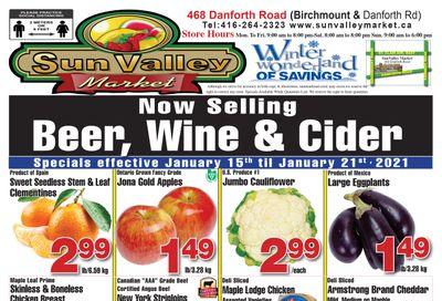Sun Valley Market Flyer January 15 to 21