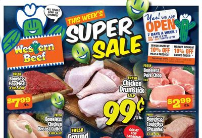Western Beef Weekly Ad Flyer January 13 to January 19