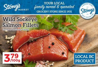 Stong's Market Flyer January 15 to 28