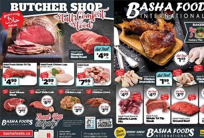 Basha Foods International Flyer September 30 to October 13