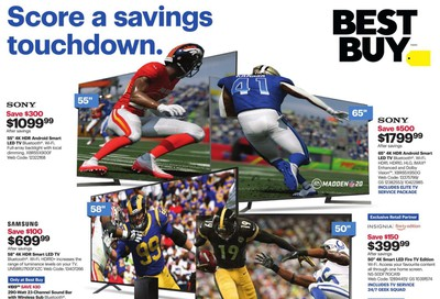 Best Buy Flyer January 17 to 23