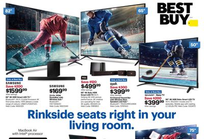 Best Buy Flyer January 15 to 21