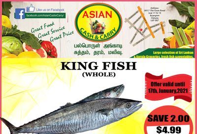 Asian Cash & Carry Flyer January 15 to 21