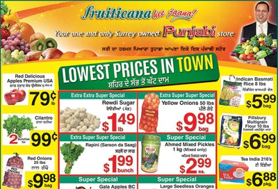 Fruiticana (BC) Flyer January 17 to 23