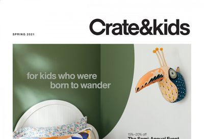 Crate & Barrel Weekly Ad Flyer January 16 to January 23