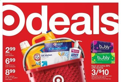 Target Weekly Ad Flyer January 17 to January 23