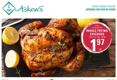 Askews Foods Flyer January 17 to 23
