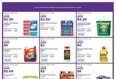 Costco (QC) Weekly Savings January 18 to 31