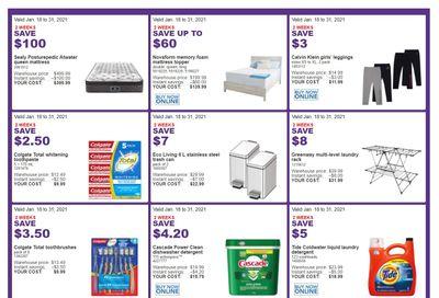 Costco (ON & Atlantic Canada) Weekly Savings January 18 to 31