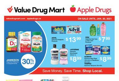 Value Drug Mart Flyer January 17 to 30