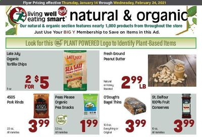 Big Y (CT, MA) Weekly Ad Flyer January 14 to February 24