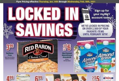 Big Y (CT, MA) Weekly Ad Flyer January 14 to February 18