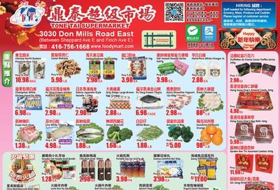 Tone Tai Supermarket Flyer January 24 to 30