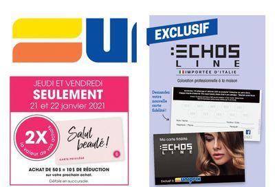 Uniprix Flyer January 21 to 27