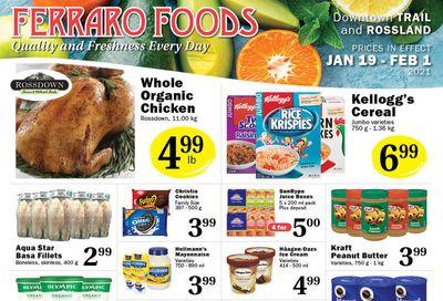 Ferraro Foods Flyer January 19 to February 1