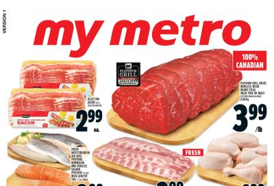 Metro (ON) Flyer January 21 to 27
