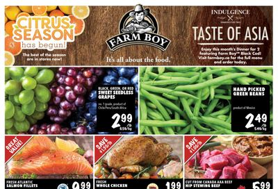 Farm Boy Flyer January 21 to 27