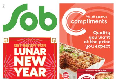 Sobeys (ON) Flyer January 21 to 27