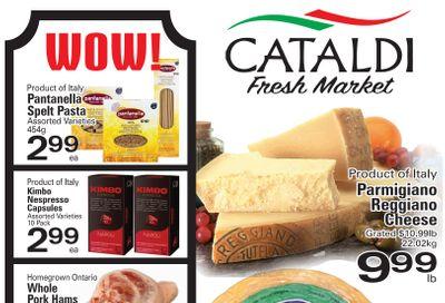 Cataldi Fresh Market Flyer January 20 to 26