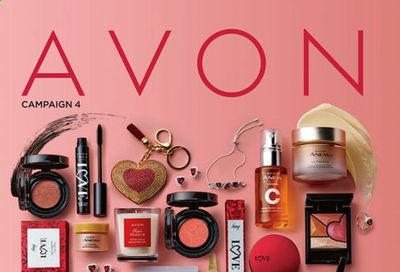 Avon Weekly Ad Flyer January 19 to February 1