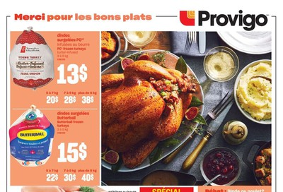 Provigo Flyer October 3 to 9