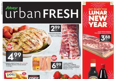 Sobeys Urban Fresh Flyer January 21 to 27