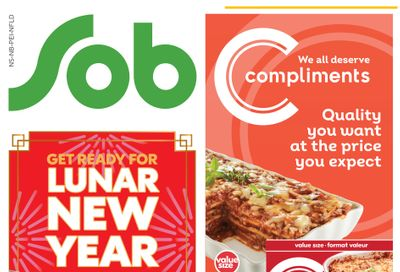 Sobeys (NS) Flyer January 21 to 27