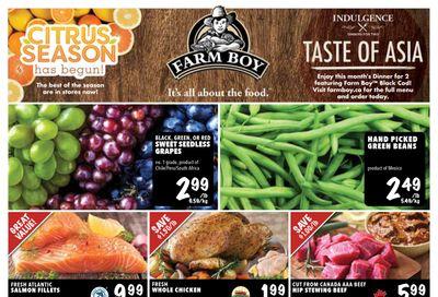 Farm Boy (Toronto) Flyer January 21 to 27