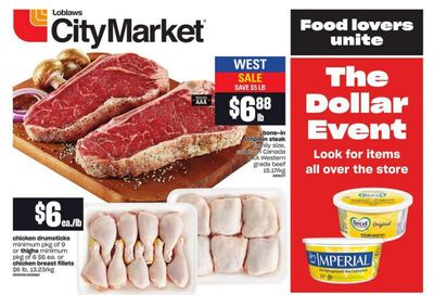 Loblaws City Market (West) Flyer January 21 to 27