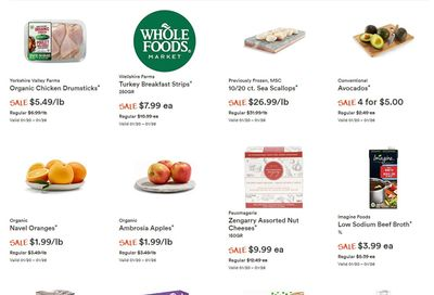 Whole Foods Market (ON) Flyer January 20 to 26