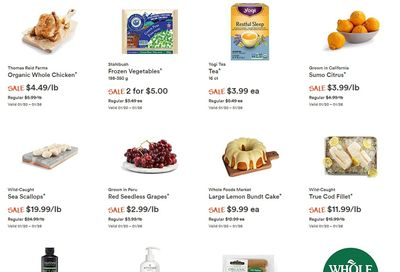 Whole Foods Market (West) Flyer January 20 to 26