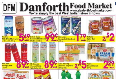 Danforth Food Market Flyer January 21 to 27