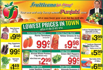 Fruiticana (BC) Flyer January 24 to 29