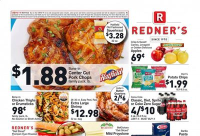 Redner's Markets Weekly Ad Flyer January 21 to January 27