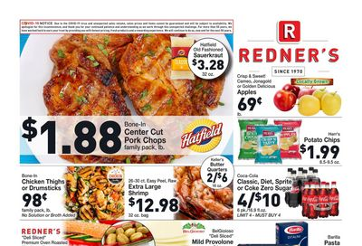 Redner's Markets Weekly Ad Flyer January 21 to January 27, 2021